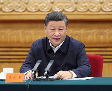 习近平出席中央民族工作会议并发表重要讲话